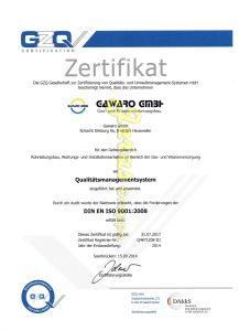 GZQ GAWARO GmbH